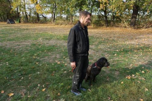 Ralf mit Isa